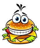 13726464-appetizing-smiling-hamburger-in-cartoon-style-for-fast-food-design