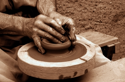 ID-10032215 potter