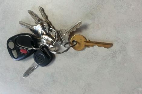 my keys