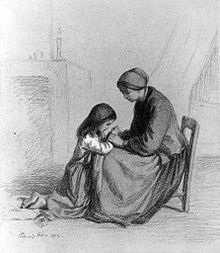 pierre-edouard_frere_-_child_praying_at_mothers_knee_-_walters_371330